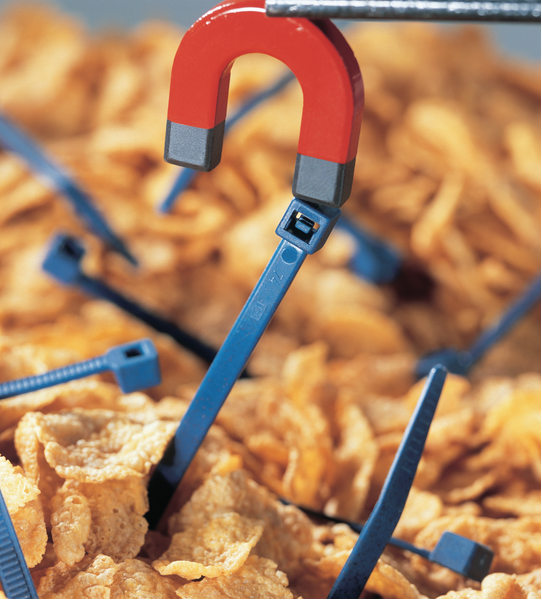 Metal Detectable Cable Ties For Food Industry | Hanrro